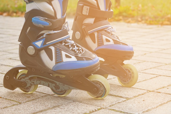 Rollerblades and Parades: Spreading Joy and Withstanding the Pandemic