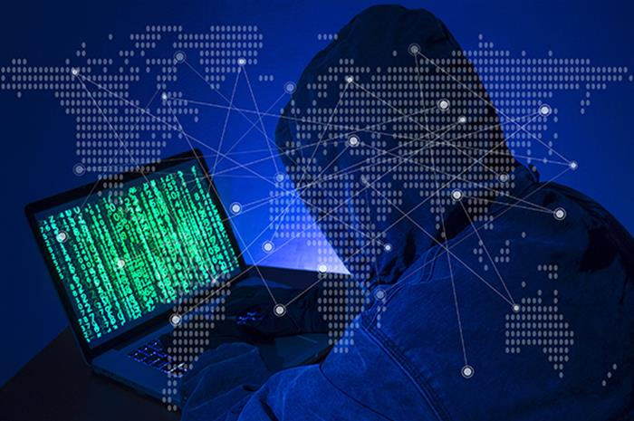 when cyber hackers damage equipment