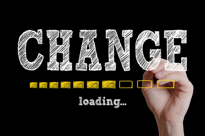 adapt to change
