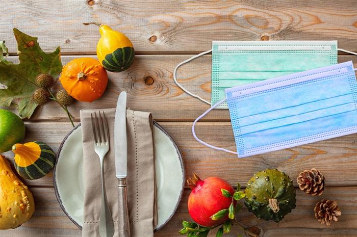 home for the holidays: mitigating outdoor get-together risk